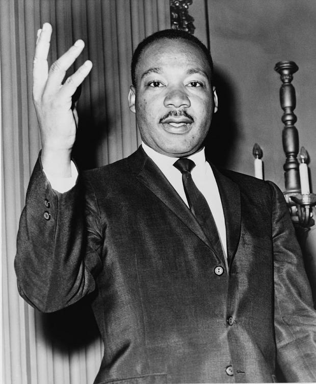 Photo fo Martin Luther King, Jr.