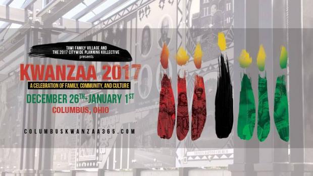 Info about Kwanzaa event