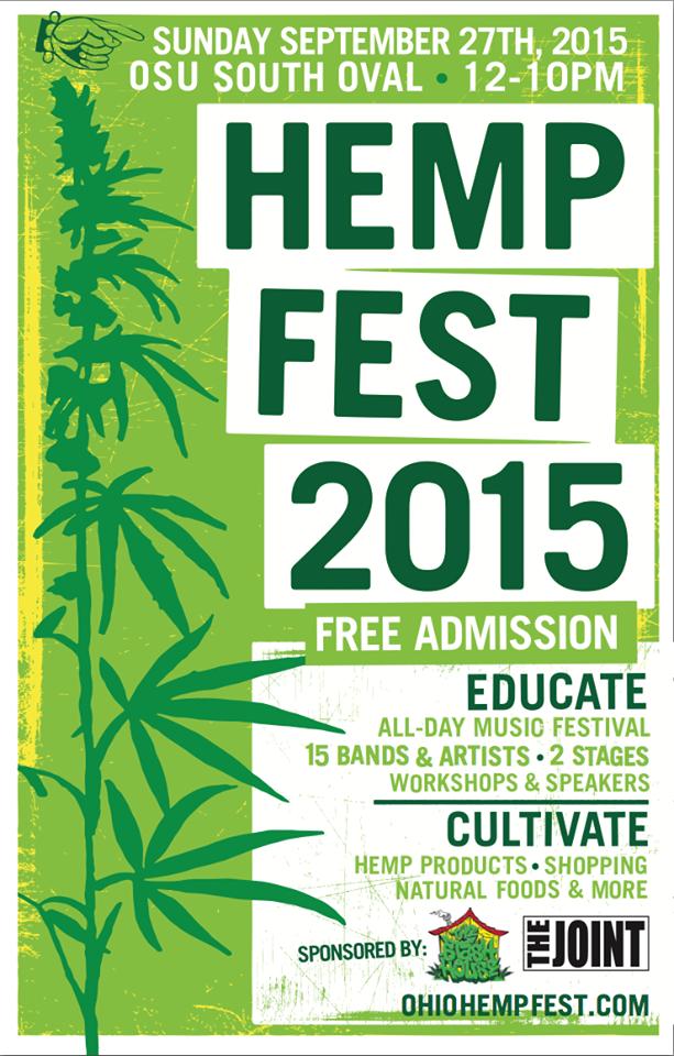 Hempfest poster