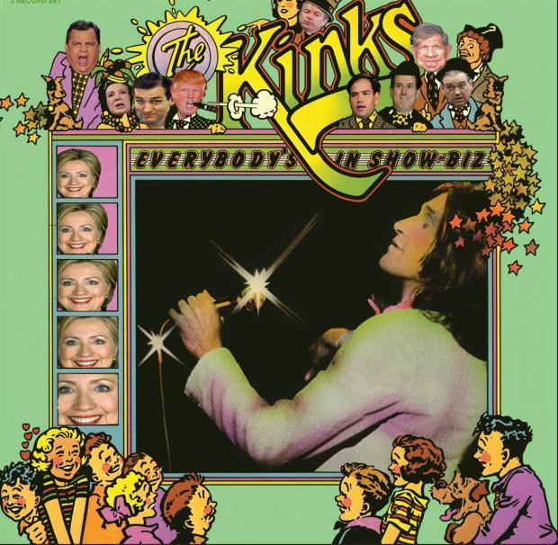 Kinks cover