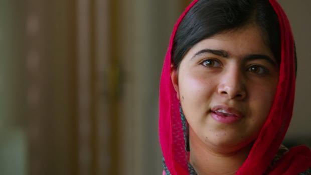 Photo of Malala