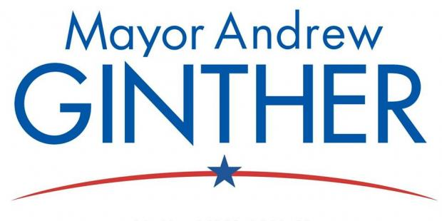 Words Mayor Andrew Ginther