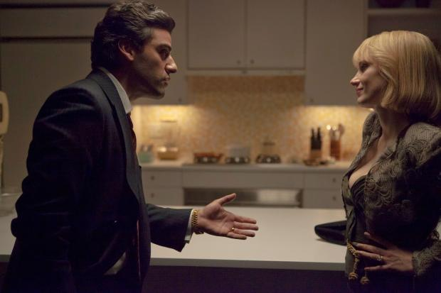 "A scene from the movie ""Most Violent Year"""