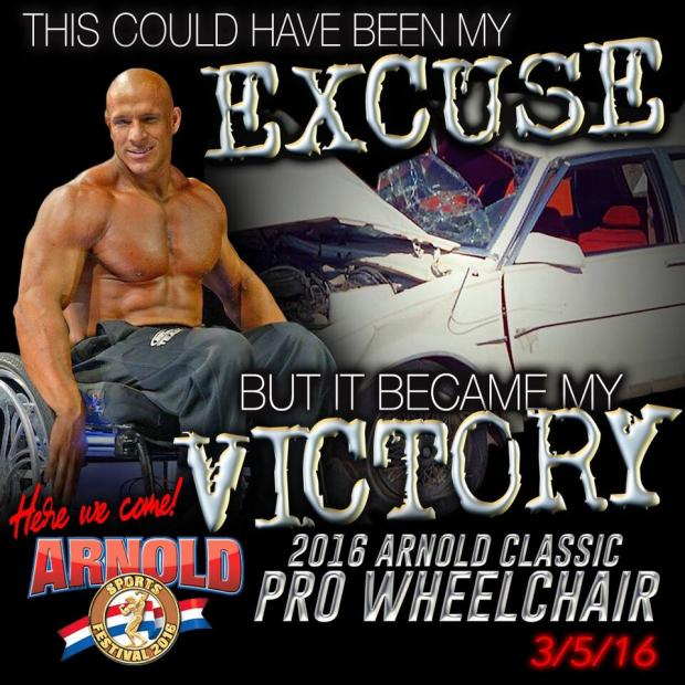 First-ever Pro Wheelchair Bodybuilding event highlights ...