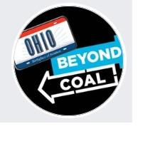 Circle with words Ohio Beyond Coal