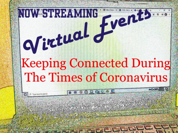 Details about virtual events