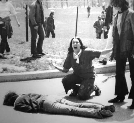 Iconic photo of woman crying next to dead body at Kent State