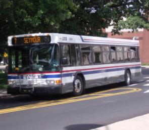 COTA bus