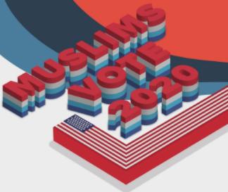 Words Muslim Vote 2020