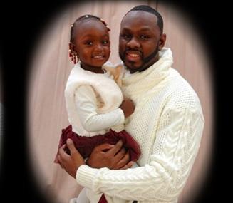 Issa and child