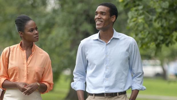 Actor portraying Obama