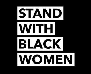 Words: Stand with Black Women