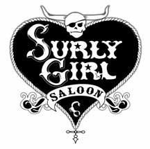 Surly Girl saloon logo