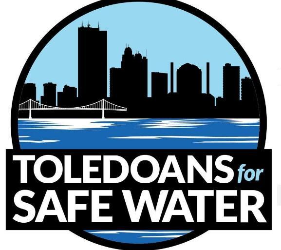Toledoans for Safe Water logo