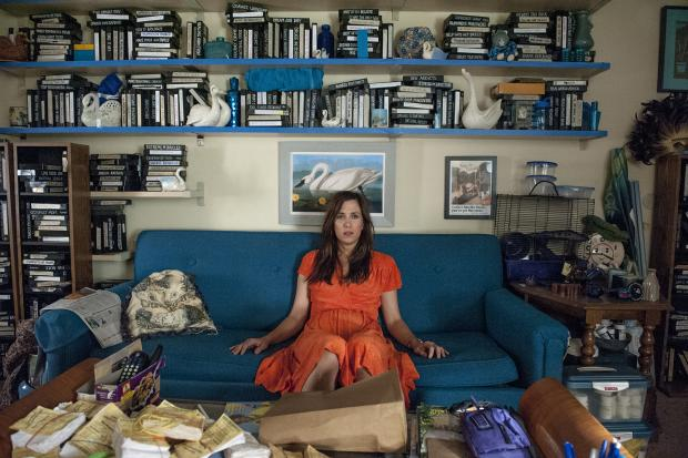 Kristen Wiig as lottery winner and self-made TV star Alice Klieg in Welcome to Me
