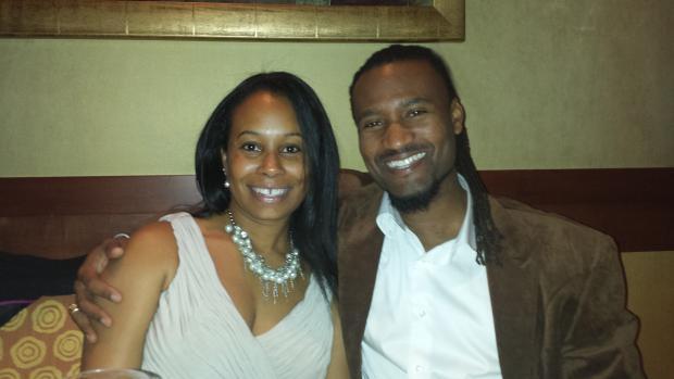Photo of Sherri and Butch Hamilton