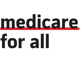 Words medicare for all