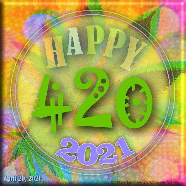 Happy 4/20
