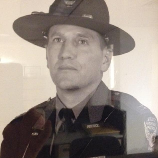 Photo of David Sturtz as Highway Patrolman