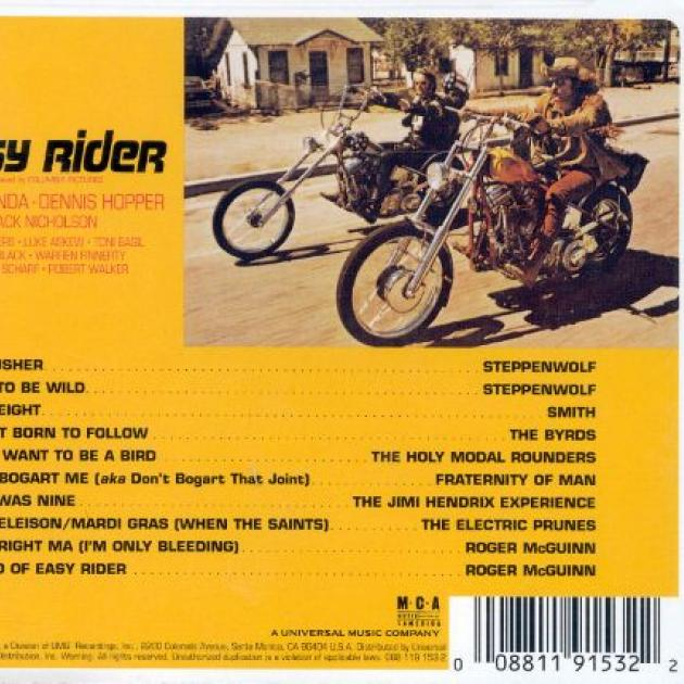 Easy Rider album cover
