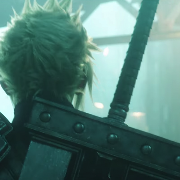 Photo from Final Fantasy 7 Remake