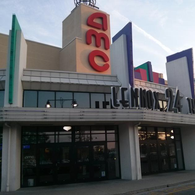 Photo of a movie theater