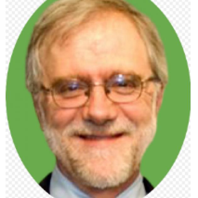 Smiling older white man