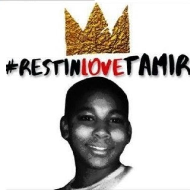 Picture of Tamir Rice