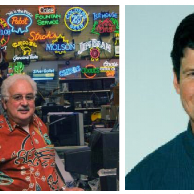 Gary Chasin and Dan Weisenbach