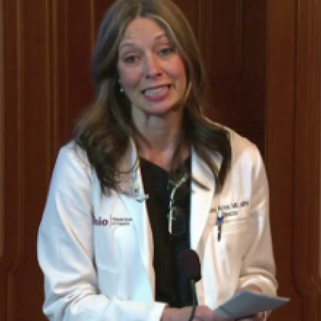 Dr. Amy Acton