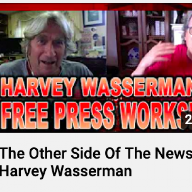Harvey and Bob and show title