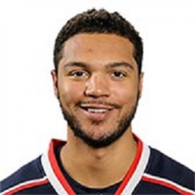 Seth Jones a black hockey player