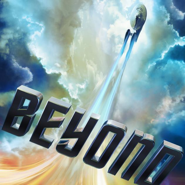 Beyond Start Trek movie poster