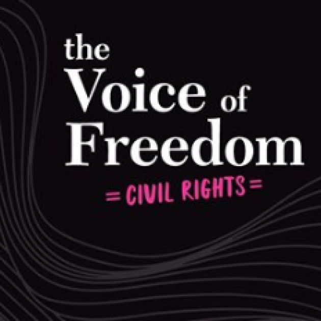 Words The Voice of Freedom Civil Rights
