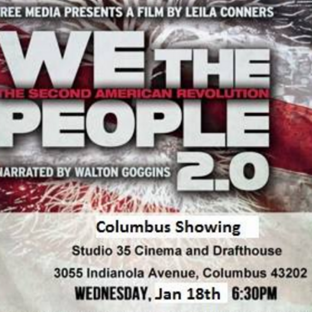 We the people 2.0 film logo and info