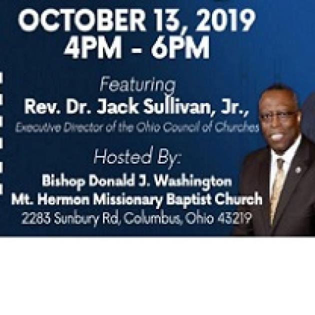 Details about the event and Rev. Sullivan