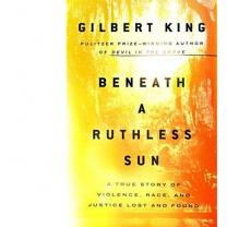 Book cover Beneath the Ruthless Sun