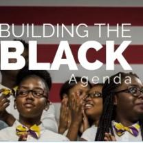 Name of event with photos of young black students