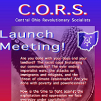 Words CORS Launch meeting