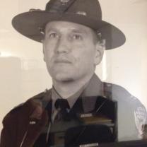 Photo of David Sturtz as Highway Patrolman