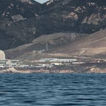 Diablo Canyon nuke plant