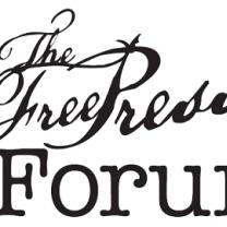 Free Press Forum logo