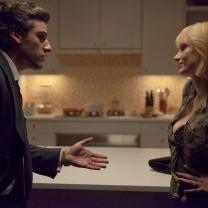 """A scene from the movie """"Most Violent Year"""""""