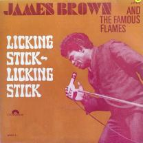 James Brown album cover