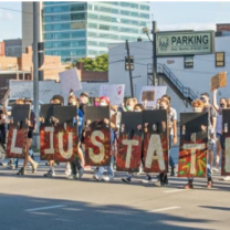 Photo of protest
