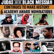 Collage of black actors