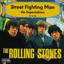 Rolling Stones cover of album