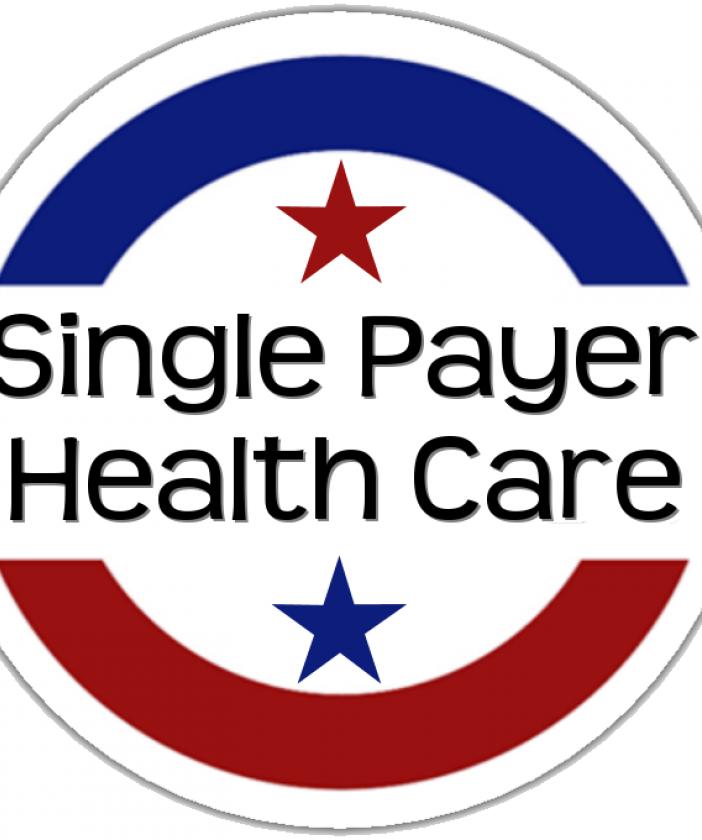 Single Payer health cate logo