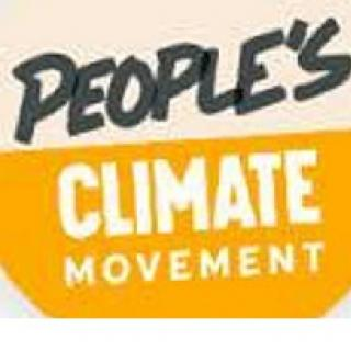 Words People's Climate Movement