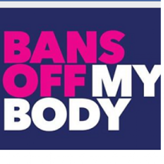 Words Bans Off My Body